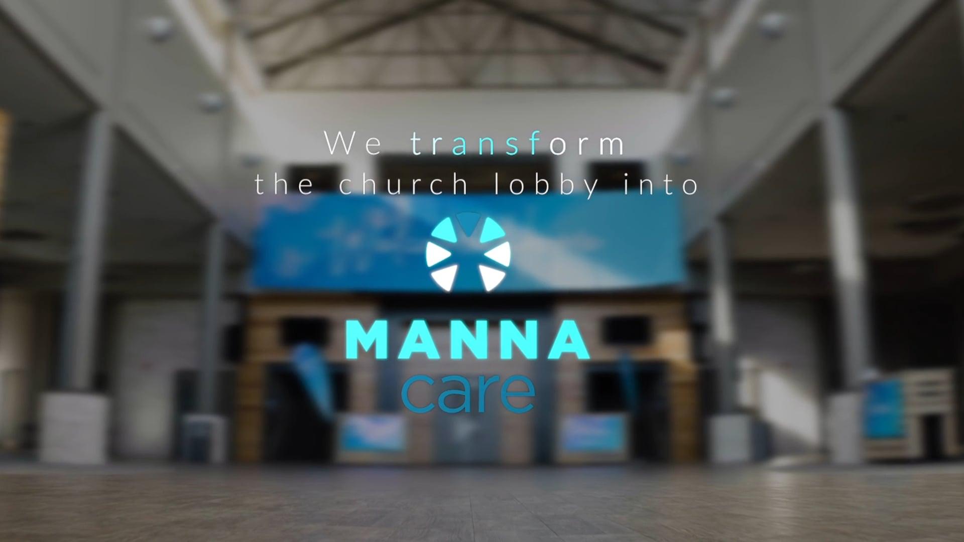 Food Bank Timelapse - Manna Care