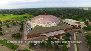 028 cajun dome aerial drone arc lafayette louisiana