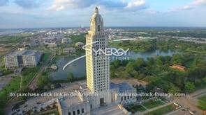 025 Huey long's Louisiana State Capitol