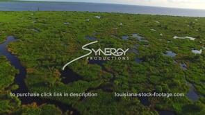 058 lake pontchartrain coastal erosion eroding marsh swamp land