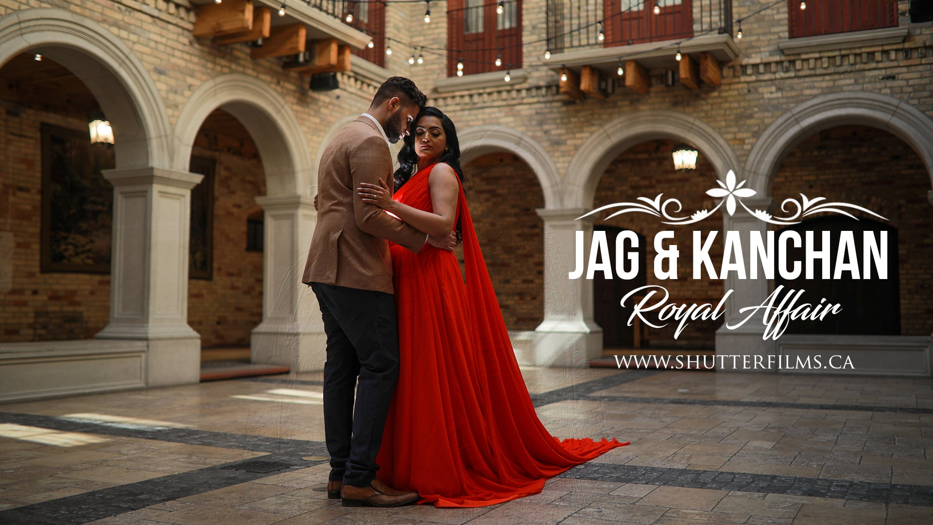 Jag + Kanchan   Royal Affair   Next Day Edit