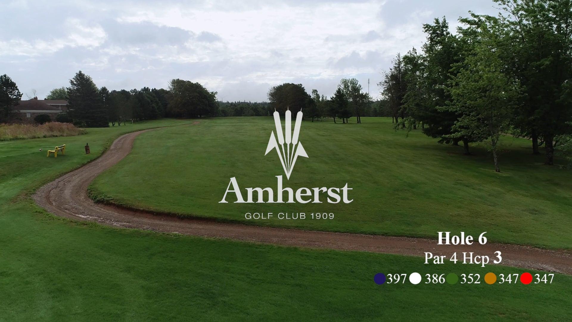 Amherst #6