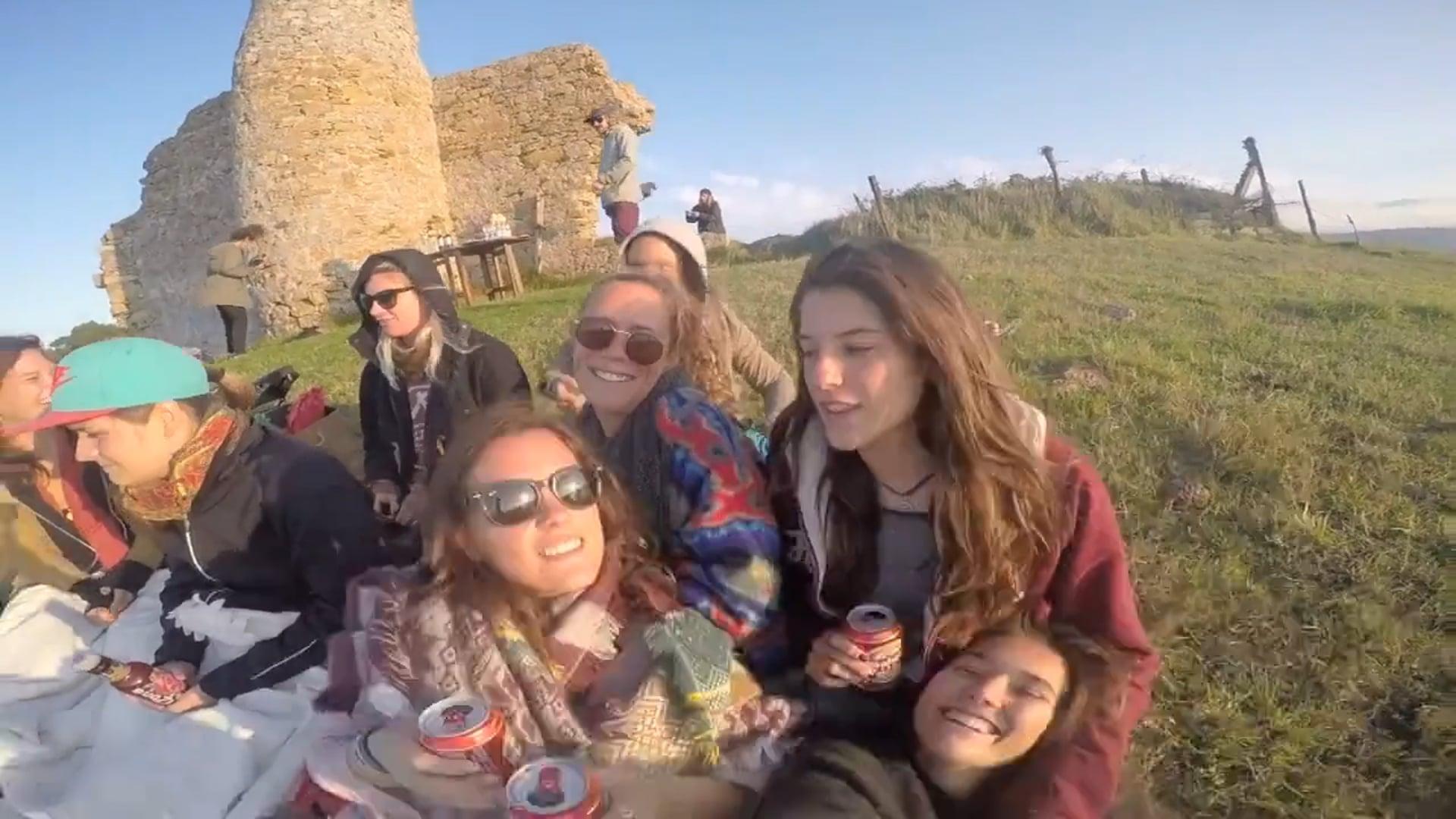 Solo Fly's trip to Dreamsea Surf Camp Spain