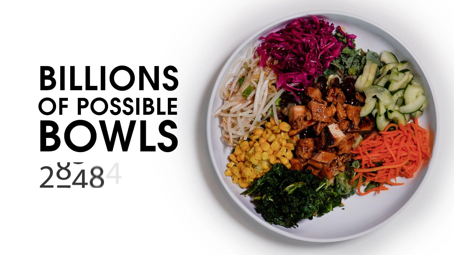 BIBIBOP Asian grill | Customization Promotion