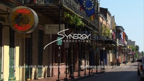 212 Nice Angle quiet French Quarter Street