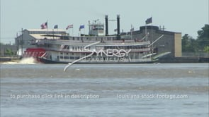 225 Mississippi River Boat steamboat cruise ship french quarter new orleans