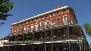 233 Pan New Orleans french quarter architecture