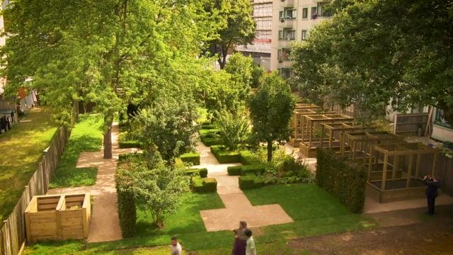 Morgan Stanley, Healthy Cities Garden