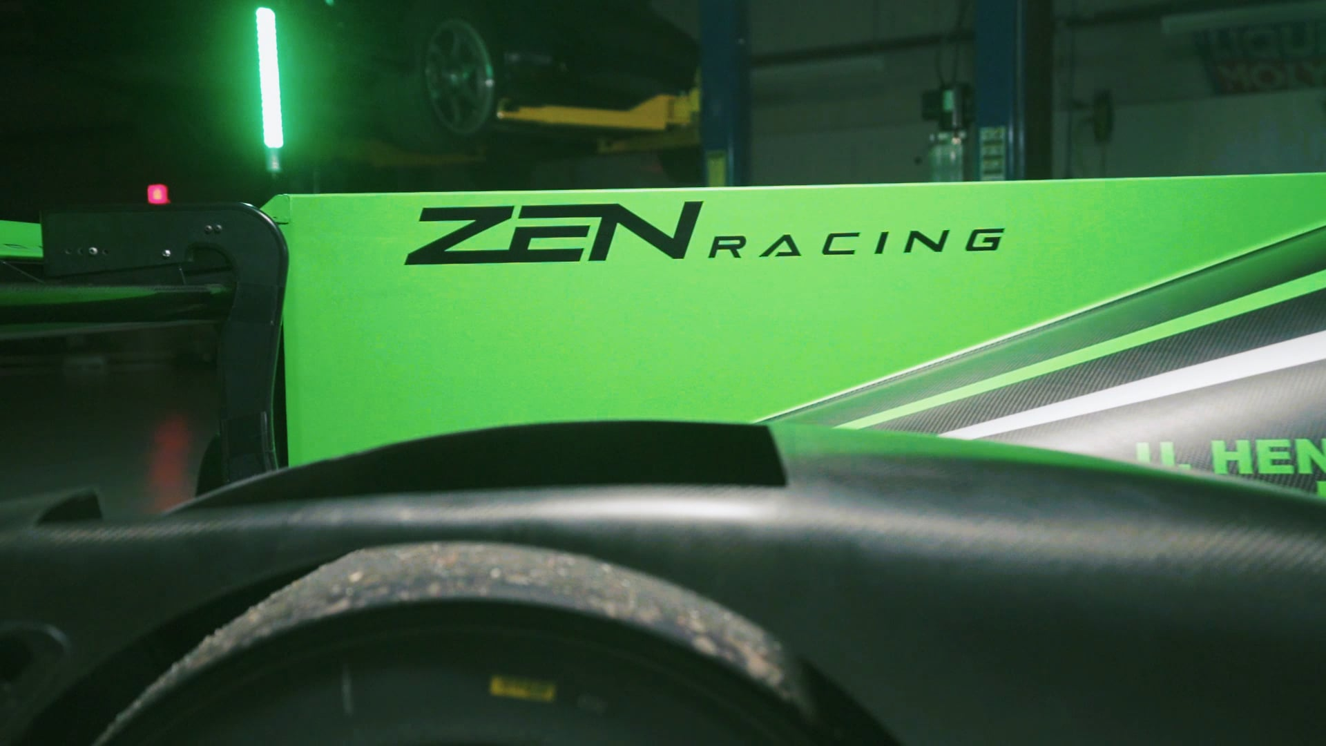 Chillout systems: Zen Racing