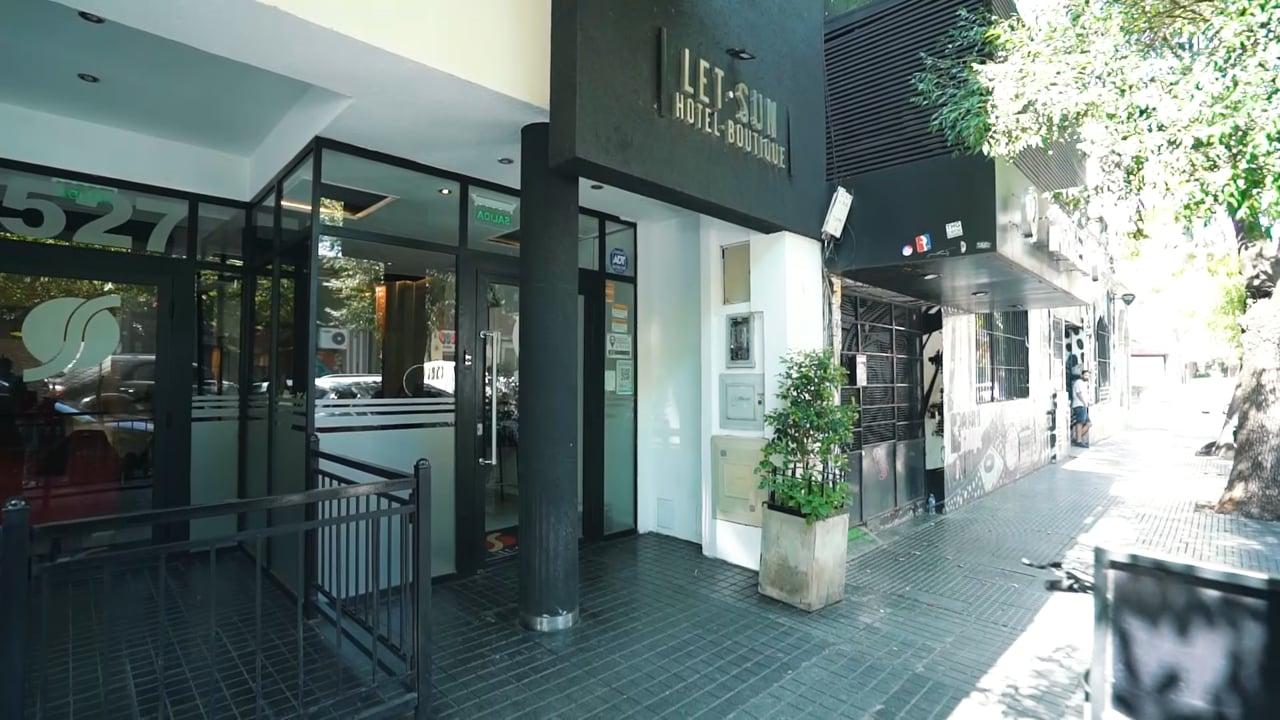 Let Sun Hotel