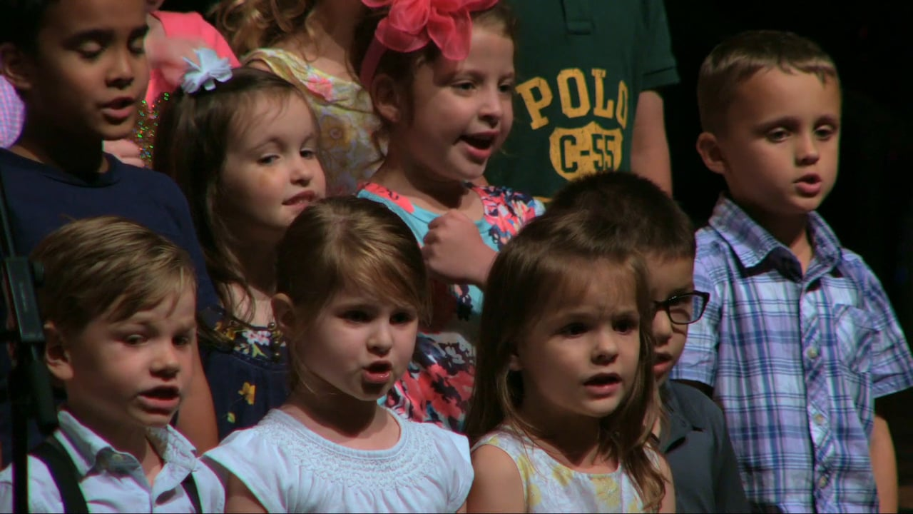 2019 Children's Choirs Spring Concert - Shouts of Joy