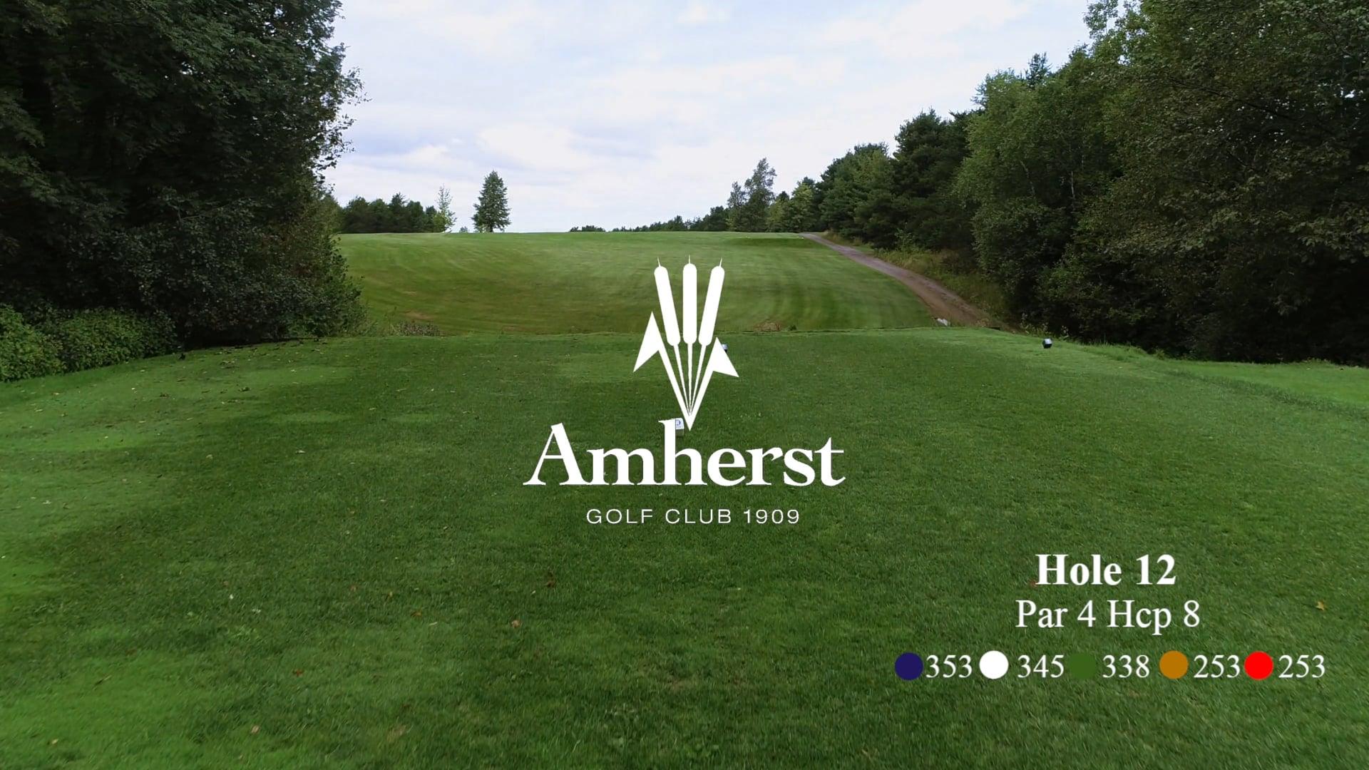 Amherst #12