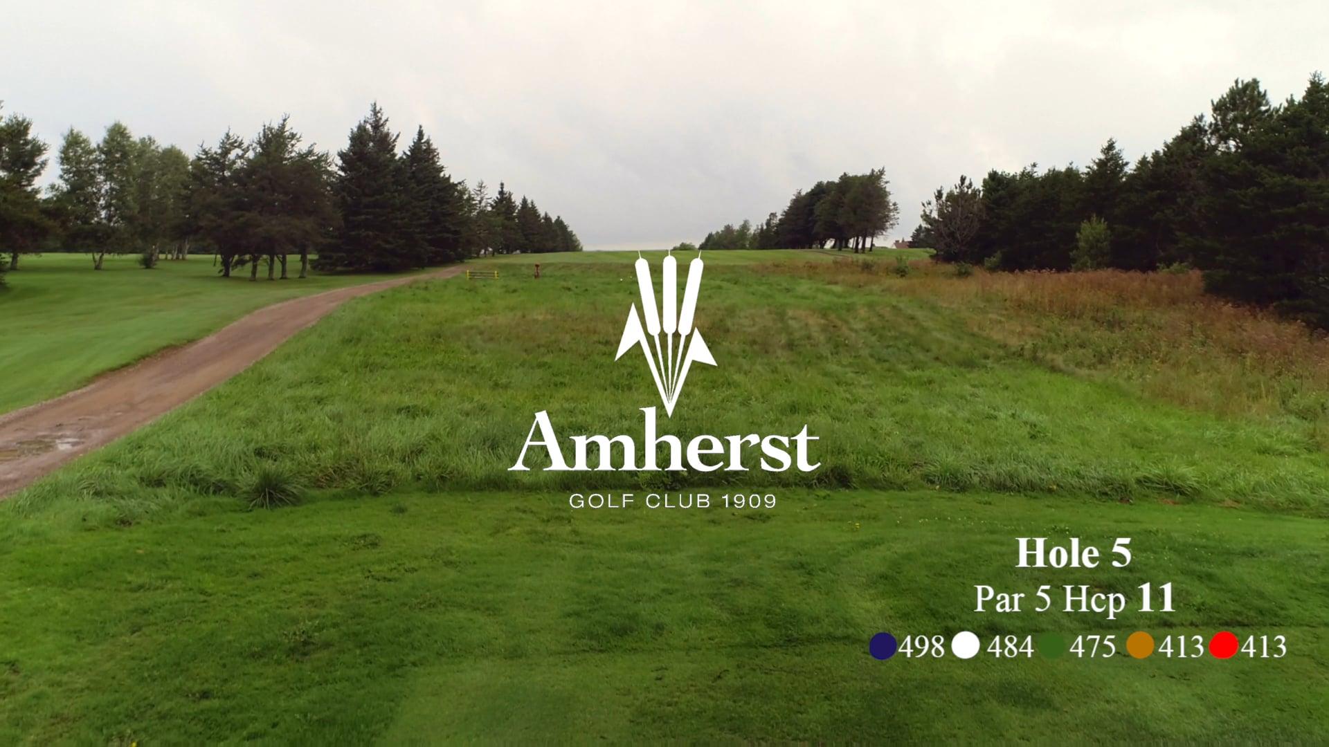 Amherst #5