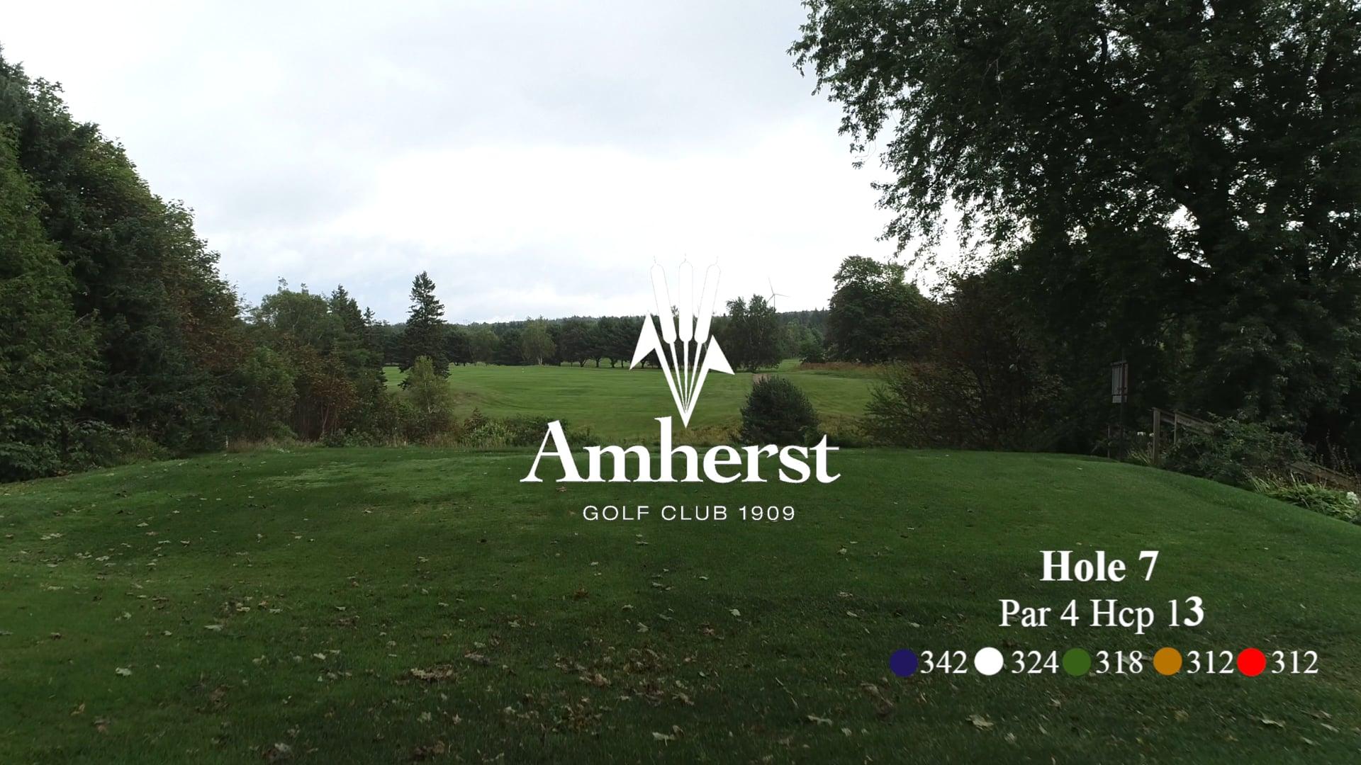 Amherst #7