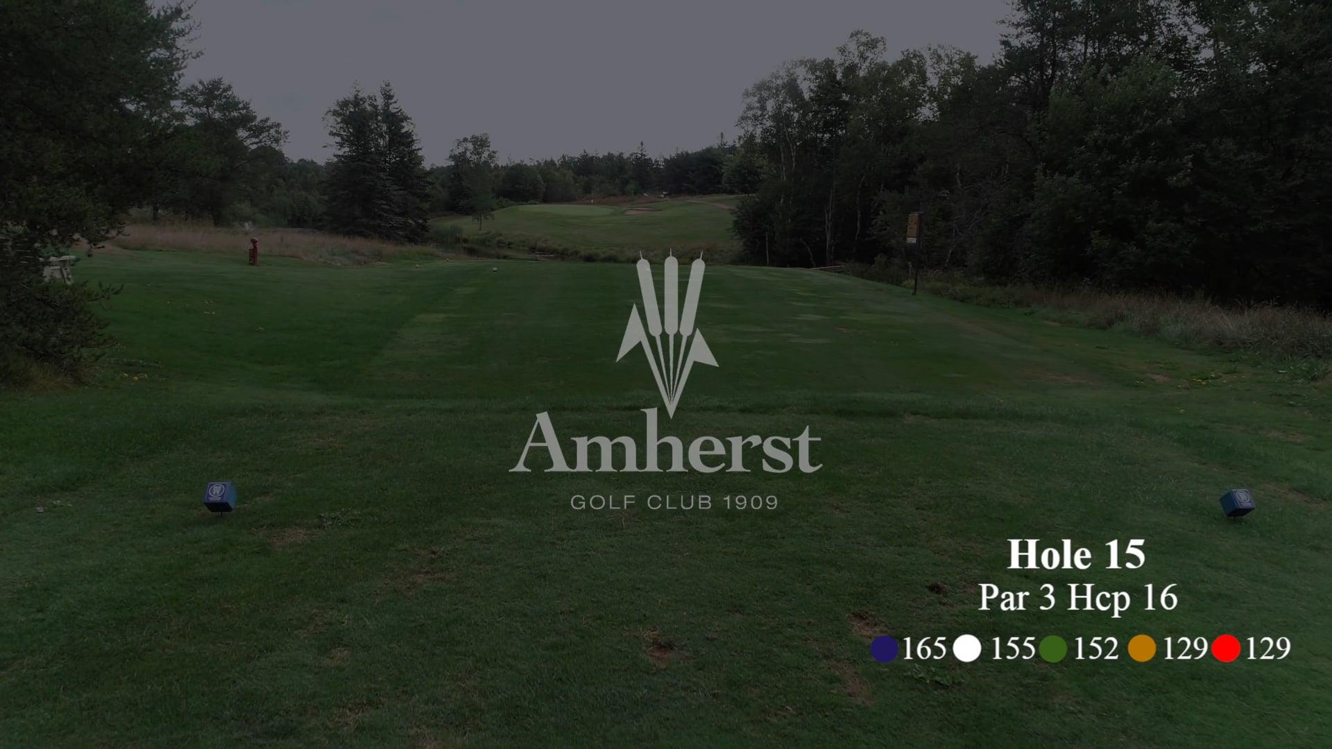 Amherst #15