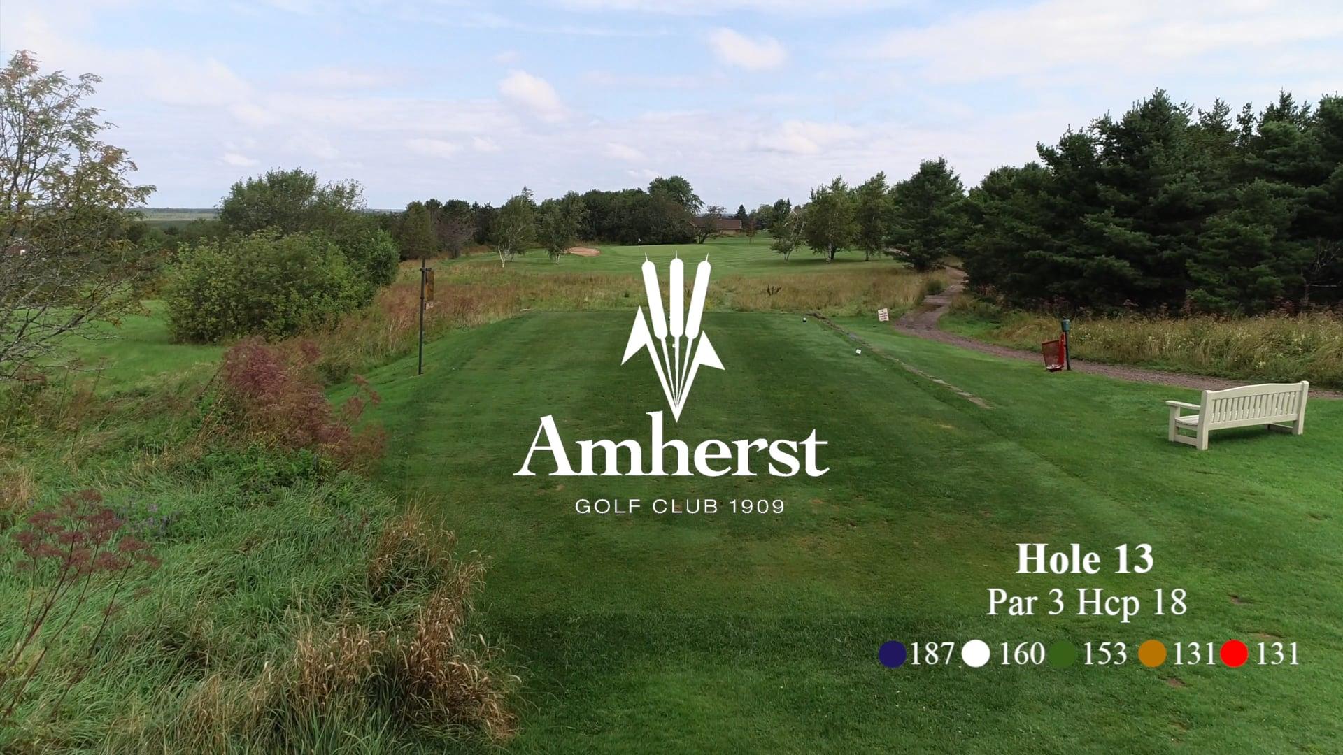 Amherst #13