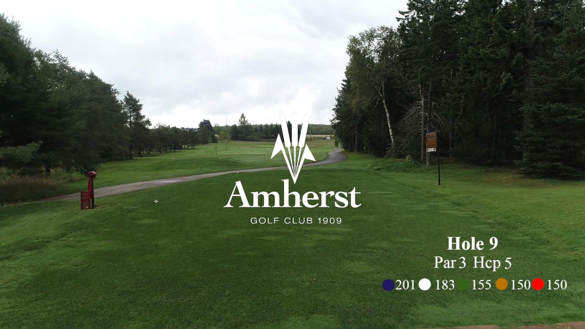 Amherst #9
