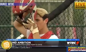 Blond Ambition: Local Baseball Team's Hair Color Helps Score