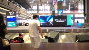 NanoLumens and Airports: Putting The World On Display