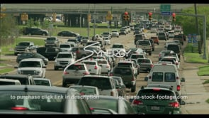 403 Baton Rouge College Dr traffic stock footage video