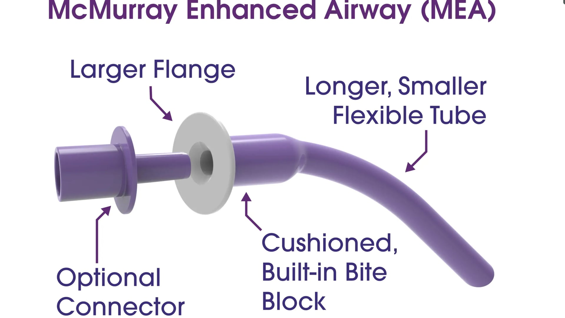 McMurray Enhanced Airway (MEA) Instructions for Use Video