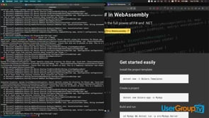 F# + WebAssembly = FsBolero!