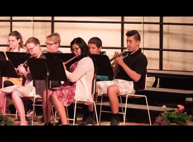 Merritt Elementary Spring Concert 2019