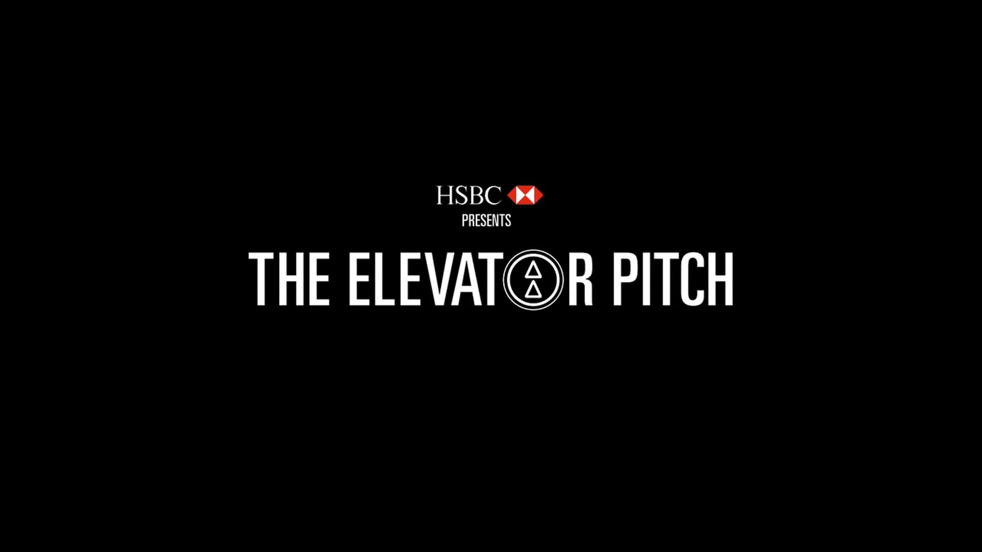 HSBC 'The Elevator Pitch' Commercial