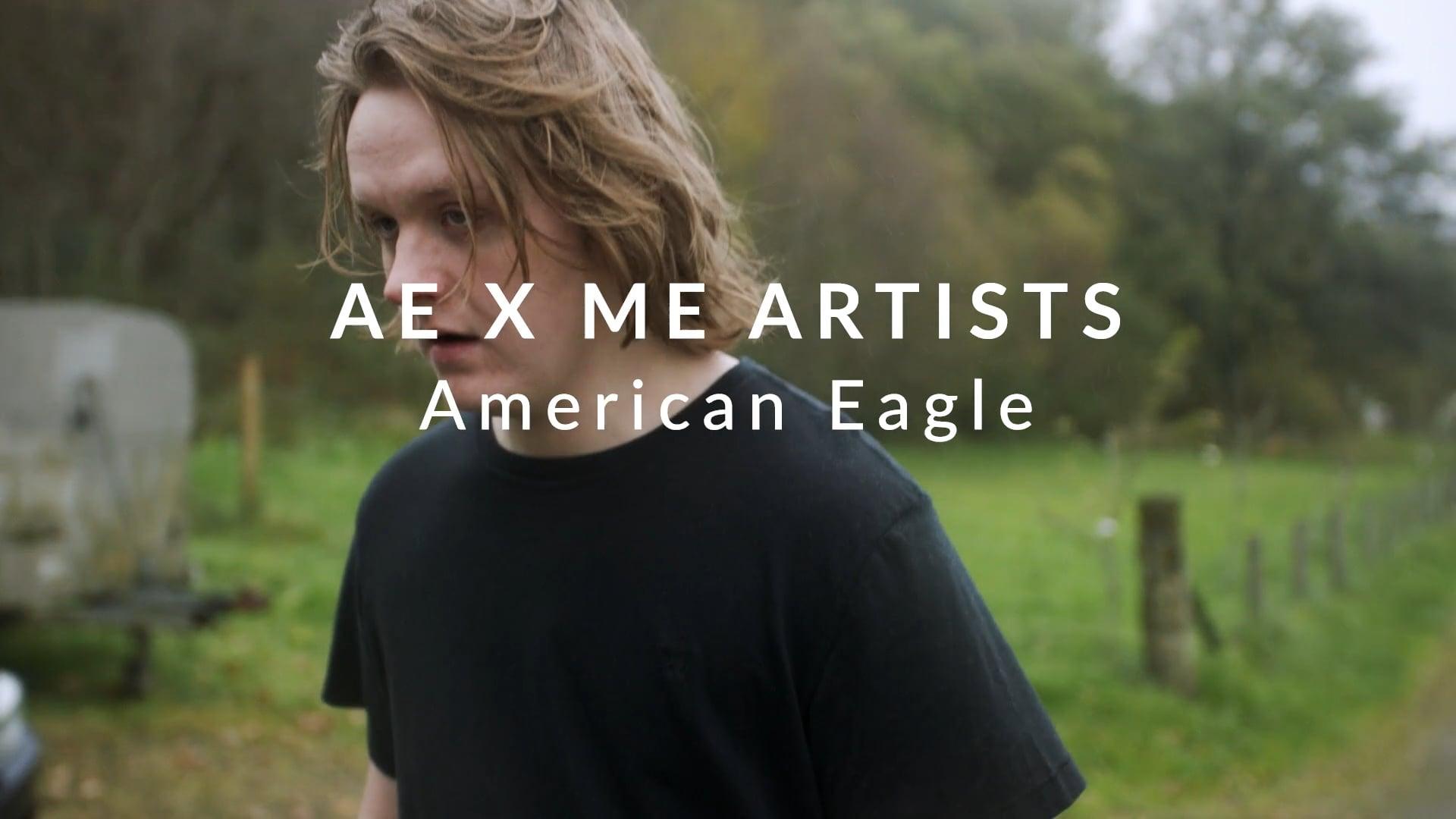 American Eagle Lewis Capaldi