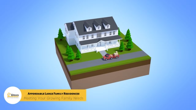 Animated Real Estate Social Video