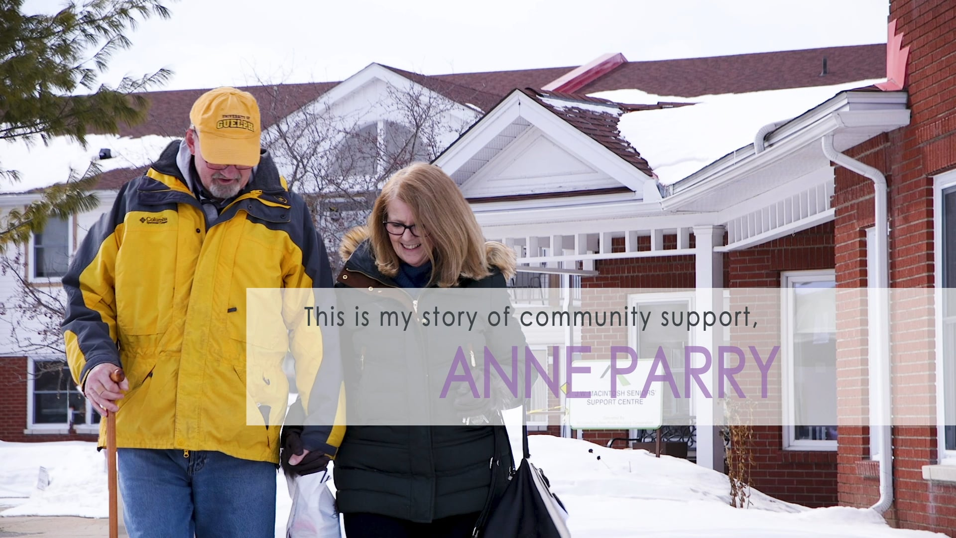 Anne's Story of Community Support