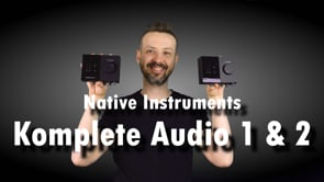 Interfejsy Komplete Audio 1 & 2