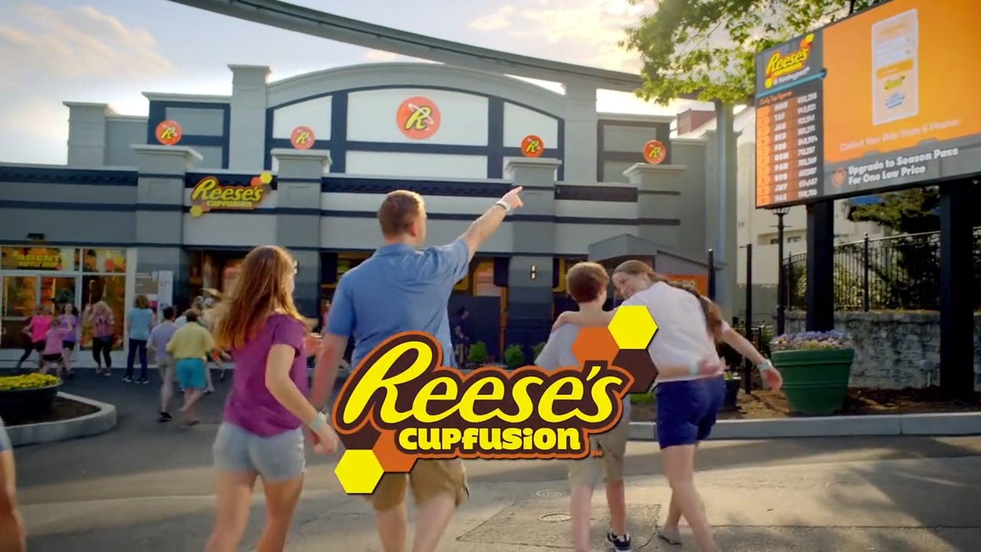 """Hersheypark """"Cupfusion"""""""
