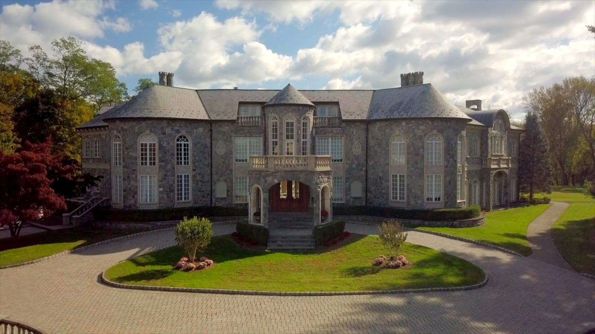 Stone Palace on the Hill, Saddle River, NJ