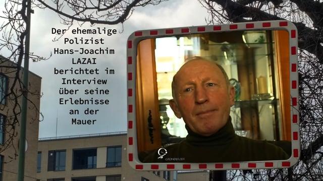 Hans-Joachim Lazai: Interview Tape IIb (21.03.2005)