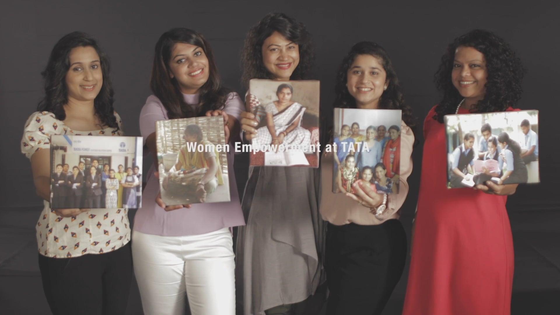 Tata Women Empowerment