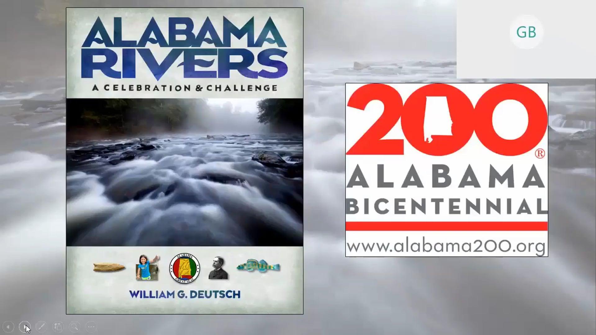 Quarterly Webinar Series (5/22/19) - author and aquatic ecologist Dr. William Deutsch