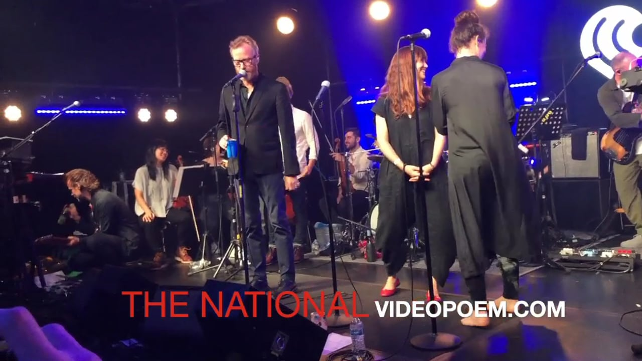 Videopoem - The National Lice