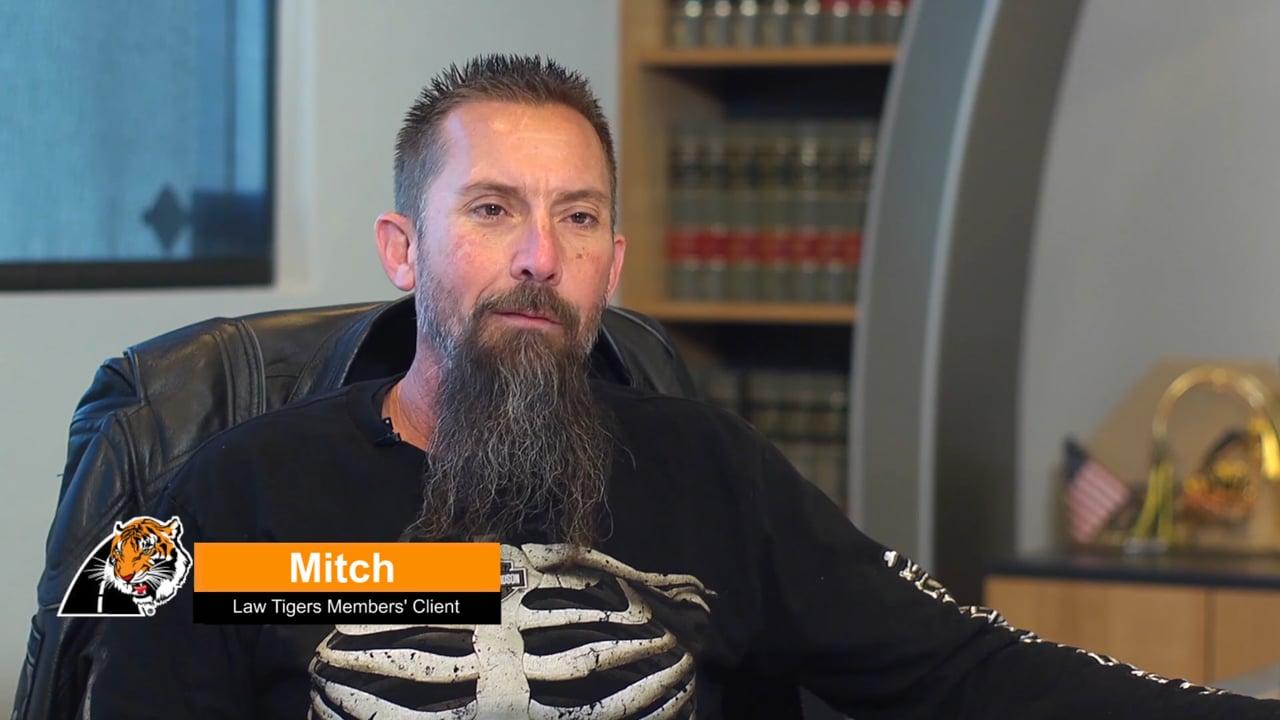Mitch Metcalfe Law Tigers Testimonials