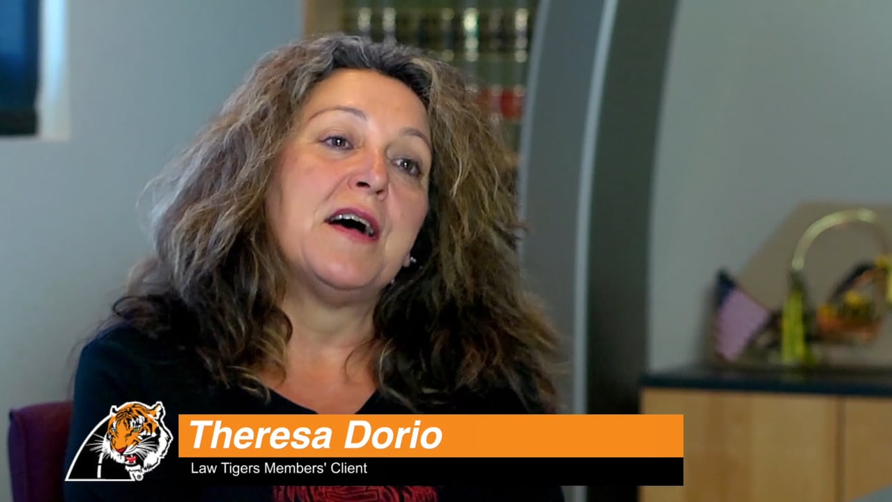 Theresa Law Tigers Testimonial