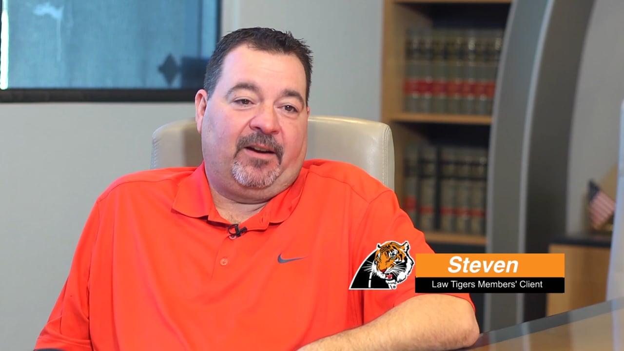 Steven Sack Law Tigers Testimonials