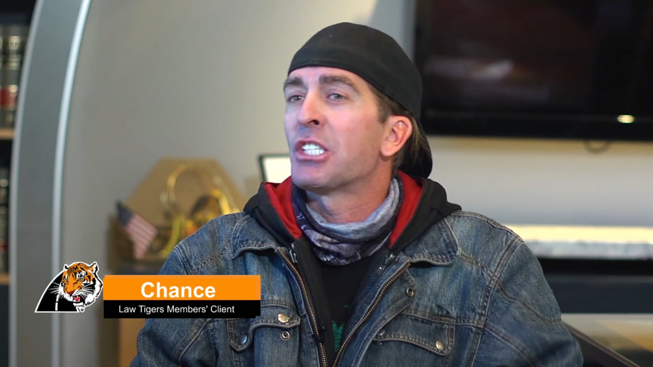Chance McBride Law Tigers Testimonials