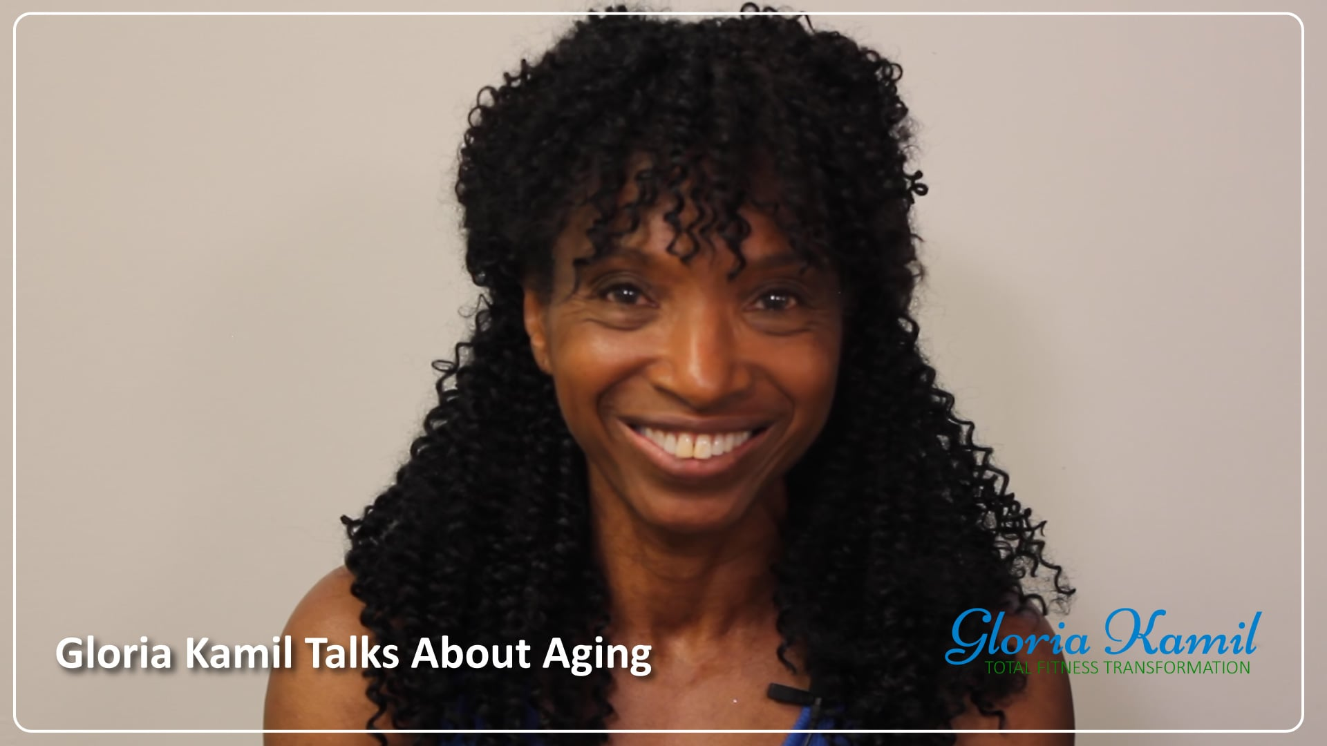 Gloria Kamil Importance of Exercise As You Age