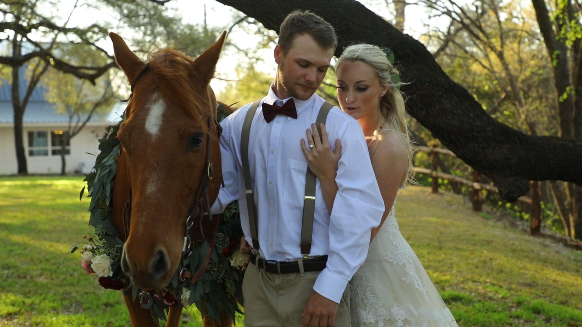 Trickle Creek Ranch // Bridal Photos // Wedding Venue