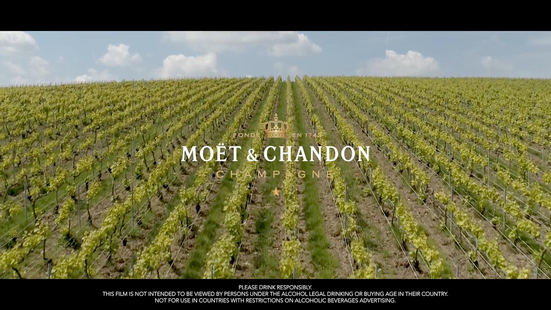 Celebración Moet Chandon 150 Anniversary | Luxury Makers | Francia