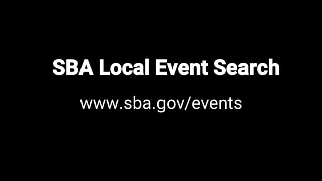 How To Find Local Business Events