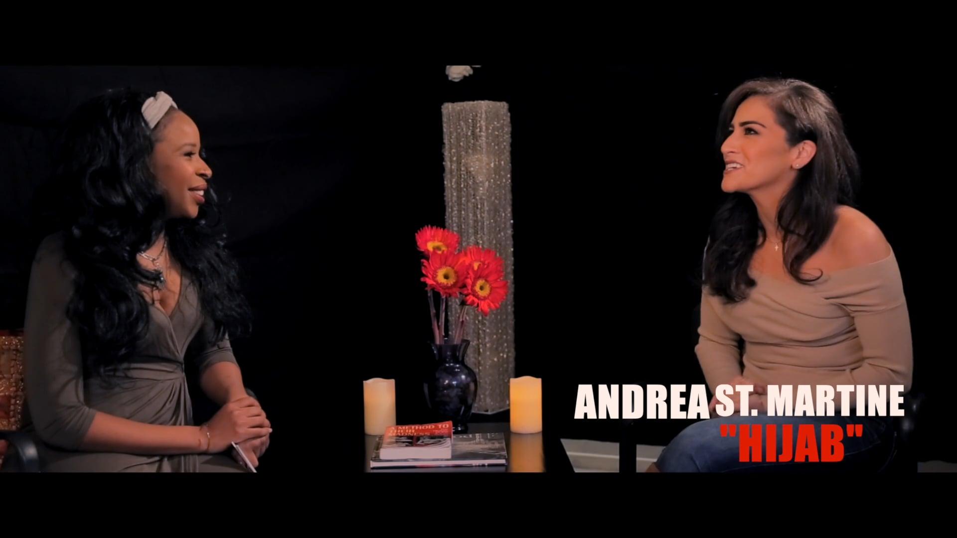 The Interview Show - S2 E1 (Andrea St. Martine)
