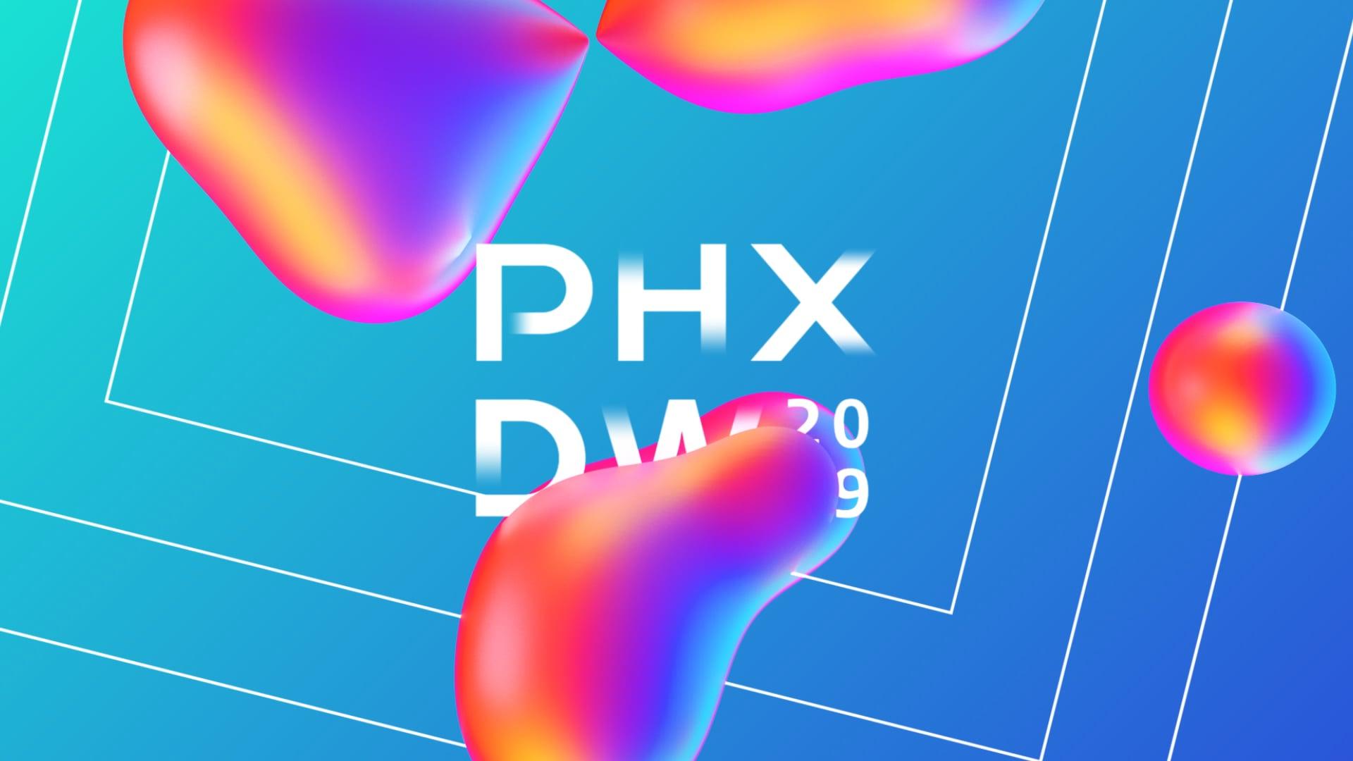 PHXDW Blobs