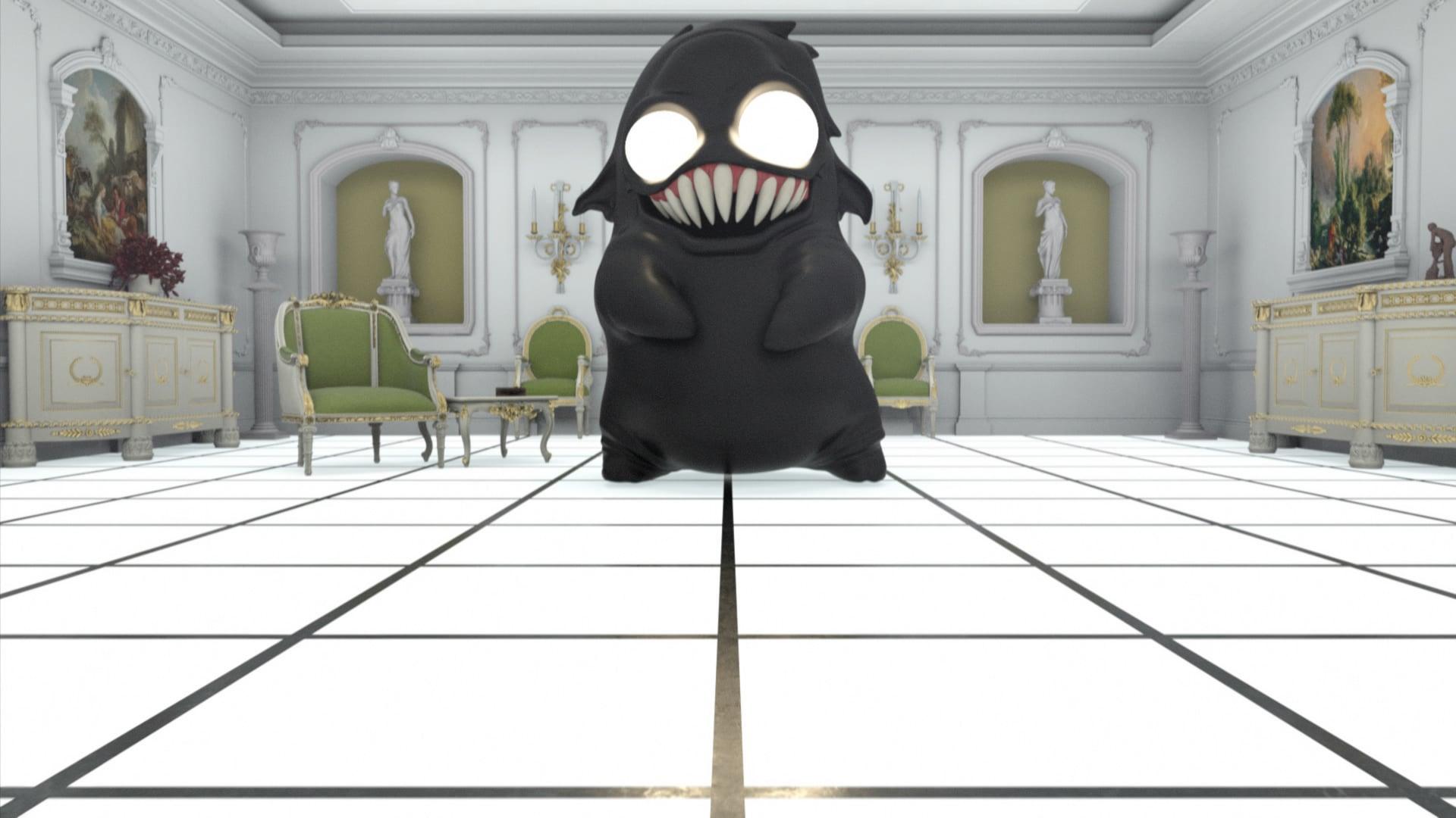 Shy Monster Reveal