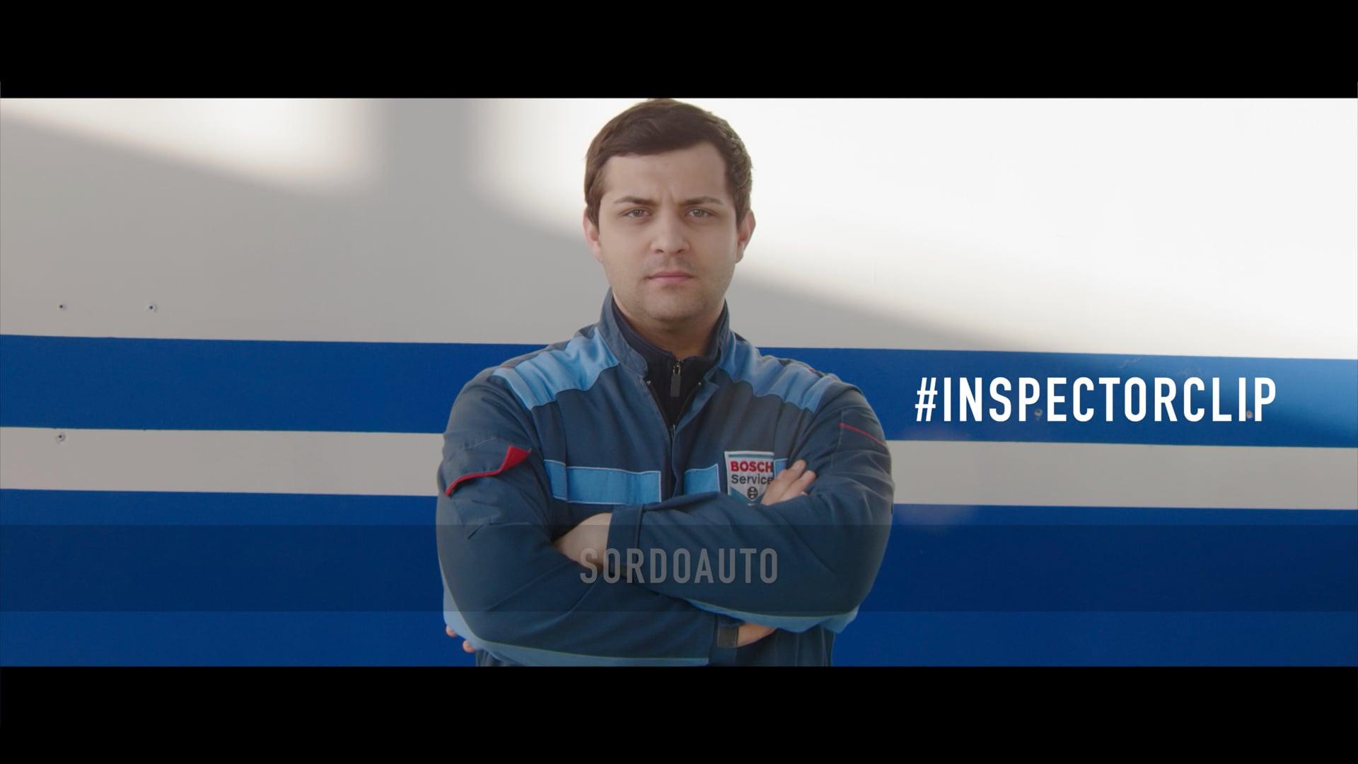 SORDO AUTO - Inspector Clip